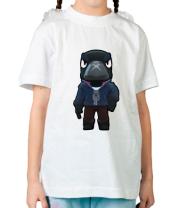 Детская футболка Crow