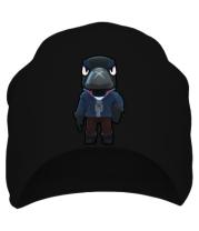 Шапка Crow