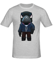 Мужская футболка Crow