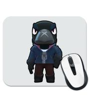 Коврик для мыши Crow