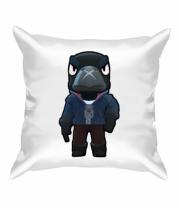 Подушка Crow
