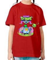 Детская футболка Sprout Brawl Stars art