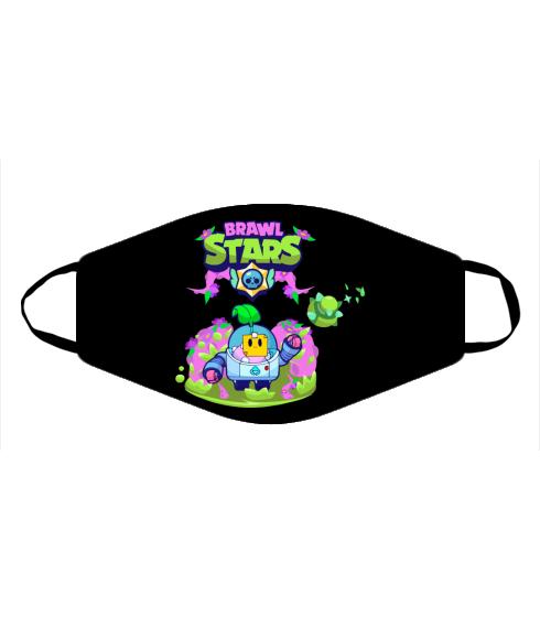 Маска Sprout Brawl Stars art