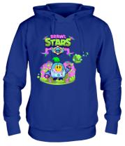Толстовка худи Sprout Brawl Stars art