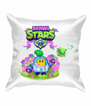 Подушка Sprout Brawl Stars art