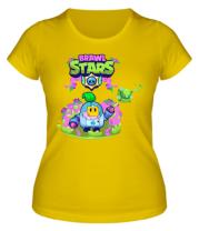 Женская футболка Sprout Brawl Stars art