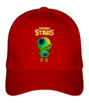 Бейсболка Leon brawl stars