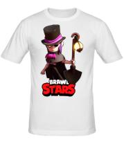 Мужская футболка Mortis Brawl Stars Hero