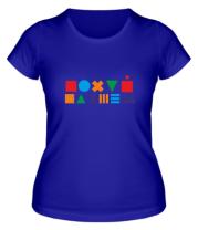 Женская футболка Пофиг пляшем