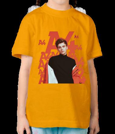 Детская футболка A4 ART 2