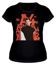 Женская футболка A4 ART 2