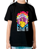 Детская футболка Влад А4 Бумага