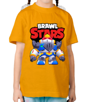 Детская футболка Surge Mecha Paladin