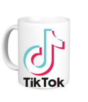 Кружка  Tiktok logo