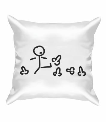 Подушка Пинать