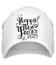 Шапка Новый год 2021