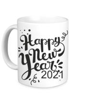 Кружка Новый год 2021