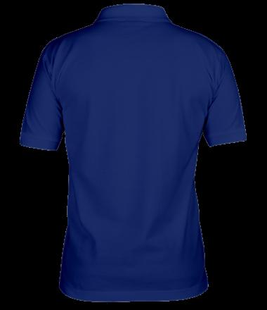 Мужская футболка поло Новый Год , Год Быка