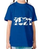 Детская футболка Новый Год