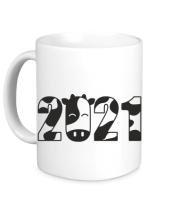 Кружка Новый Год