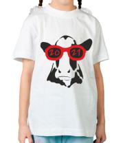 Детская футболка Год Коровы