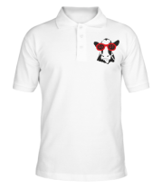Мужская футболка поло Год Коровы
