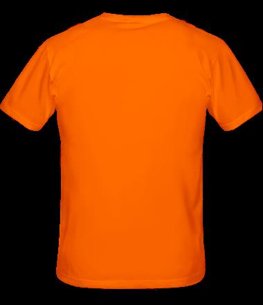 Мужская футболка Космический Рекс