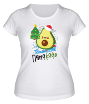 Женская футболка ПапаКадо