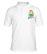 Мужская футболка поло МамаКадо