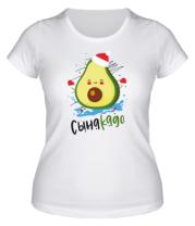 Женская футболка СынаКадо