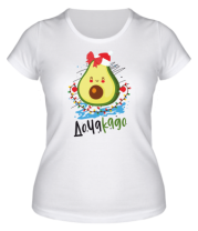 Женская футболка ДочаКадо