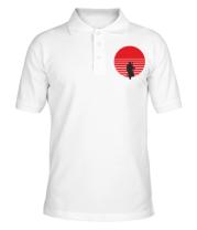 Мужская футболка поло Mandalorian