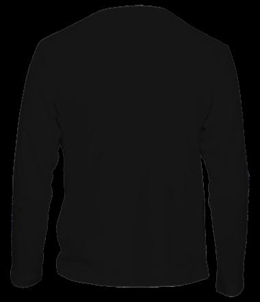 Мужская футболка длинный рукав Batman