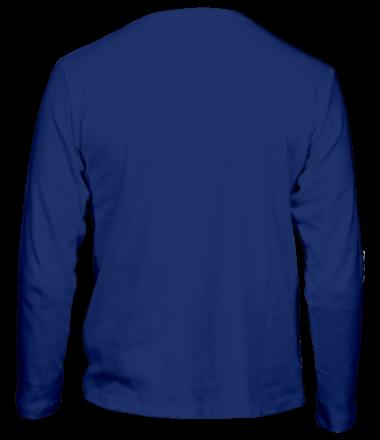 Мужская футболка длинный рукав Возьми Быка за Рога