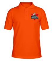 Мужская футболка поло А4