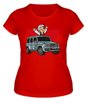 Женская футболка А4