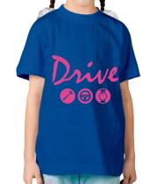 Детская футболка Drive