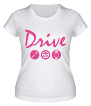 Женская футболка Drive