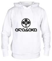 Толстовка худи ARASAKA CyberPunk