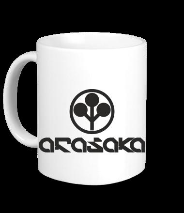 Кружка ARASAKA CyberPunk