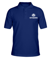 Мужская футболка поло ARASAKA CyberPunk