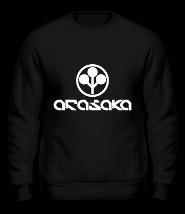 Толстовка без капюшона ARASAKA CyberPunk