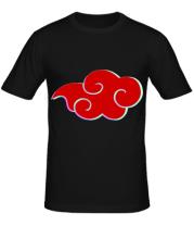 Мужская футболка Akatsuki Naruto