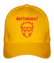 Бейсболка Naruto dattebayo!