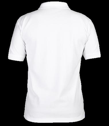Мужская футболка поло Naruto dattebayo!