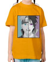 Детская футболка Naruto and Sasuke boys