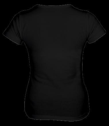 Женская футболка наруто among us