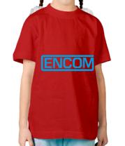 Детская футболка Encom