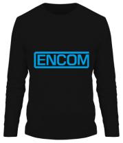 Мужская футболка длинный рукав Encom