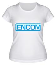 Женская футболка Encom